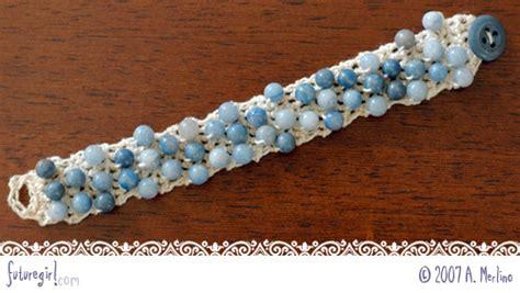 Crochet Cuff Bracelet Pattern Free Usefulresults
