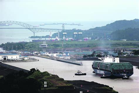 ZINĀTNE: Paplašinātais Panamas kanāls uzņem okeāna milzeņus - Pasaulē - nra.lv