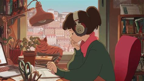 Tons of awesome chill wallpapers to download for free. Lo-Fi Anime Chill Wallpapers - Top Free Lo-Fi Anime Chill ...