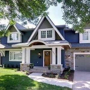 Exterior paint colors do39s and don39ts of choosing yours for House outside blue colours