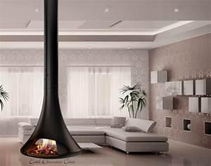 Cheminée Centrale Prix : cheminee centrale design prix ~ Premium-room.com Idées de Décoration