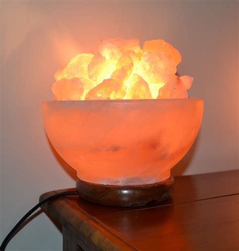 himalayan salt l bowl himalayan salt l bowl mood enhancing breathing