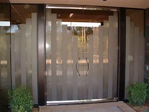 Double Entry Doors - Sans Soucie Art Glass