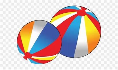 Balls Clipart Ball Beach Clip Transparent