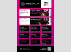 Multiple Event Promotion Flyer by ApproxArt GraphicRiver