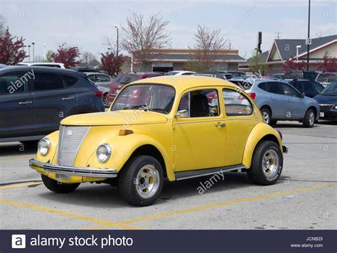 Volkswagen Beetle Customized customized volkswagen beetle automobile stock photo