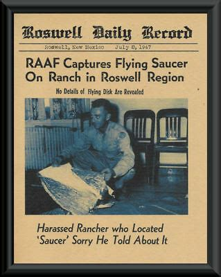 UFOs, Area 51, Roswell, Science Fiction & Horror ...