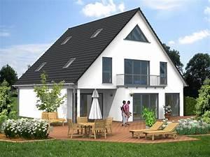 Haus Mit Satteldach : satteldach haus 117 ~ Watch28wear.com Haus und Dekorationen