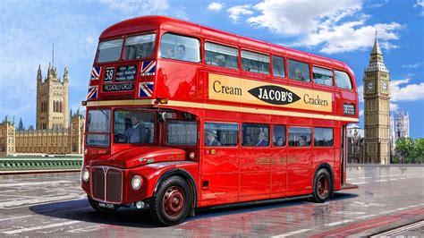 london bus wallpaper allwallpaperin  pc en