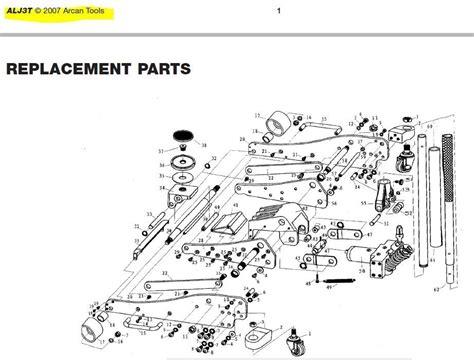 Pittsburgh Floor Jack Parts