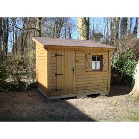 abri jardin bois 5m2 pas 28 images abri jardin bois