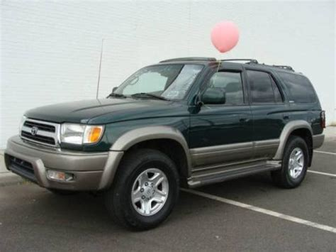 Paramus Mitsubishi by Used 2000 Toyota 4runner Limited 4x4 For Sale Stock