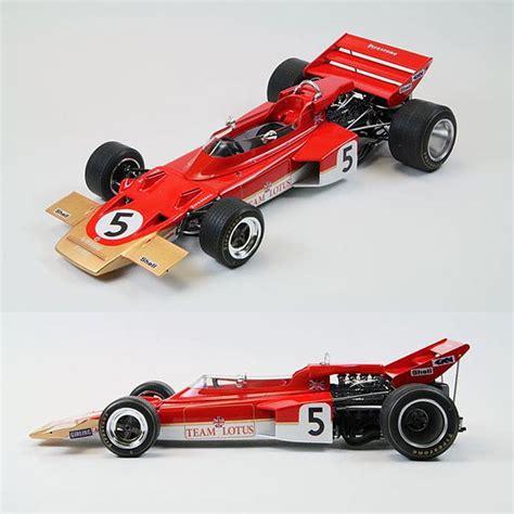 Ebbro 20001 Lotus Type 72c 1970 1