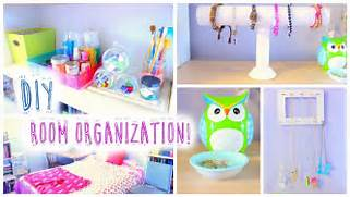 DIY Room Organization And Storage Ideas For Summer YouTube 17 Laundry Room Organization Ideas 50 Creative DIY Storage Ideas To Organize Your Kids Room Get Organzied 21 DIY Organizing Ideas Spring Cleaning Ideas