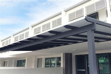 aluminium composite panel sky screens singapore