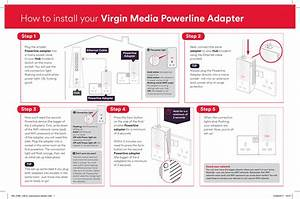 How To Install Your Virgin Media Powerline Adapter