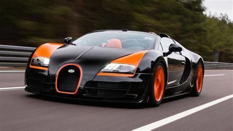Bugatti Veyron Successor To Gain Power And Speed