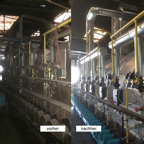 Modernisierung Von Thermoprozessanlagen Durch Neueste
