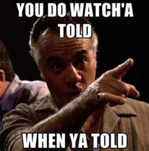 Sopranos Meme - funniest sopranos quotes quotesgram