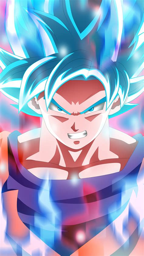 wallpaper anime dragon ball super goku  art