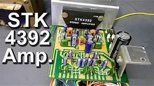 Diy Audio Amplifier Board Stk 4392 Ic  U0915 U0948 U0938 U0947  U092c U0928 U093e U090f U0902    U0939 U093f U0902 U0926 U0940