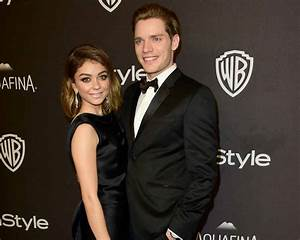 Sarah Hyland And Dominic Sherwood Break Up After Two Years ...