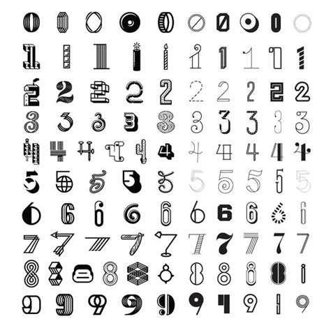 number of letters in alphabet the numbers poster handbelettering lettertypes en alfabet 50175