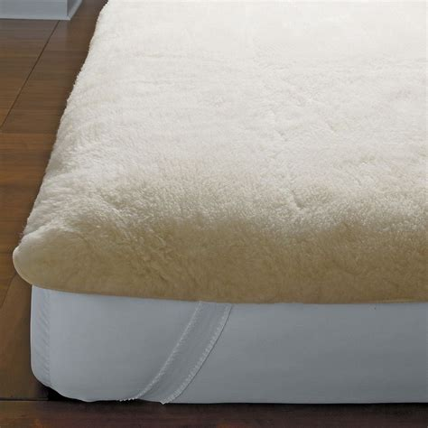 wool mattress cover imperial wool mattress pad the company