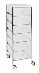 H C Möbel : rollwagen rollcontainer badwagen schubladenwagen kunststoff chrom wei hochglanz ebay ~ Watch28wear.com Haus und Dekorationen