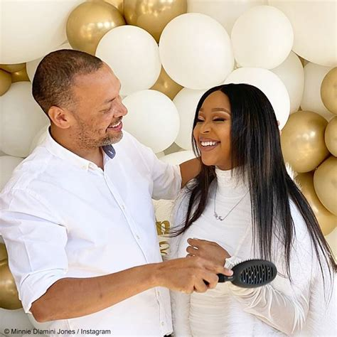 Minnie Dlamini Jones Husband Quinton Arranges Anniversary