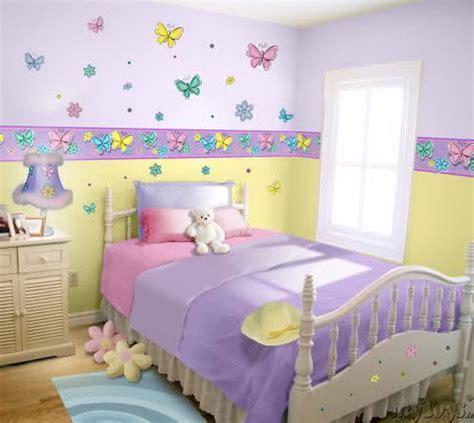Mädchen Kinderzimmer Streich Ideen by Ideen Kinderzimmer Streichen
