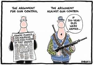 For or Against Gun Control