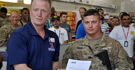 Aafes Celebrates 10 Millionth Disappointed Customer With