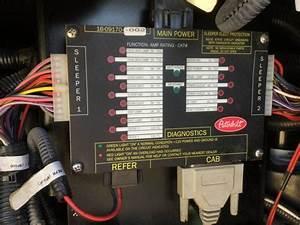 2006 Peterbilt 387 Cab Control Module Cecu For Sale