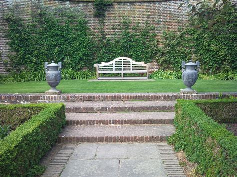focal point in garden framed views and focal points garden design eye