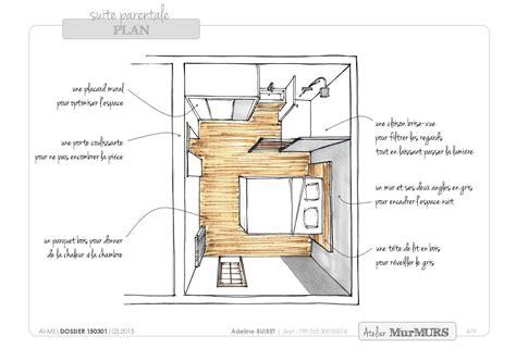chambre dans garage chambre parentale salle de bain une suite