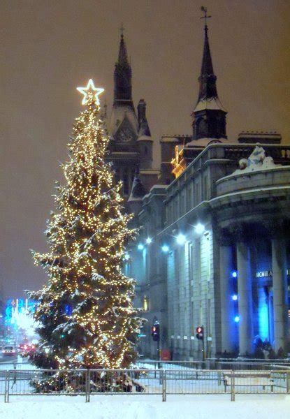christmas in aberdeen photo