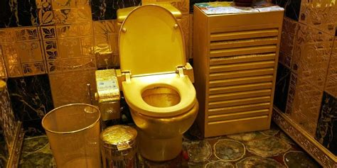 rich household only expensive most toilet