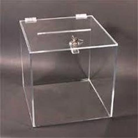 acrylic box view specifications details of acrylic