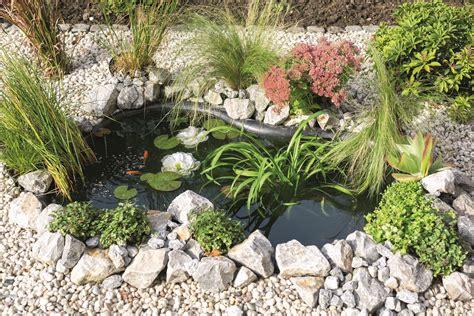 Teich Für Kleinen Garten by Fische F 252 R Den Gartenteich Obi