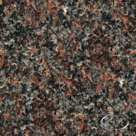 mahogany royal granite kitchen countertop ideas