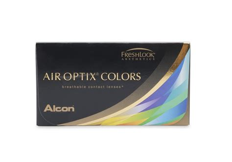air colors air optix colors gray 6 pack