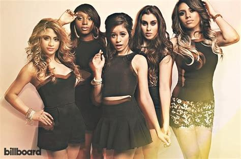 Fifth Harmony Billboard Photoshoot