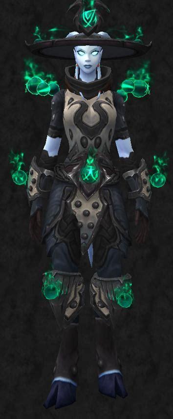 elite fierce gladiators ironskin armor