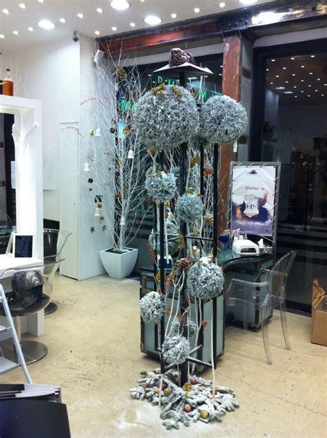 decoration de magasin pour noel d 233 cor de fa 231 ade de no 235 l pour magasin commerce entreprise sur marseille d 233 coration florale