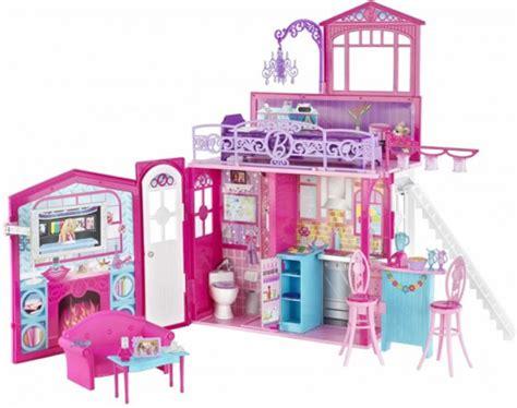 Casa De Vacaciones Y Super Casa Barbie