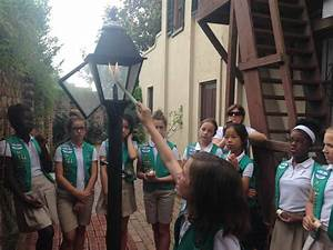 Baton Rouge Girl Scouts visit organization's birthplace ...