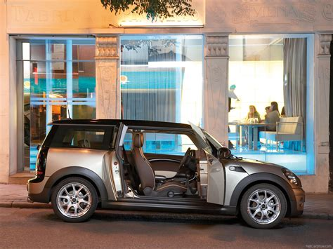 Mini Cooper D Clubman Photos Photogallery With 4 Pics