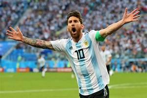 Argentina Se Salva Con Un Gol De Rojo En El 88 Y Jugar