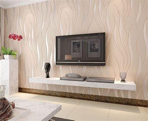 wave texture wallpaper bedroom room modern  woven